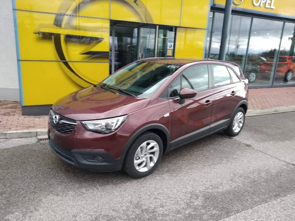 Opel Crossland X SMILE 1,2i 81k MT5