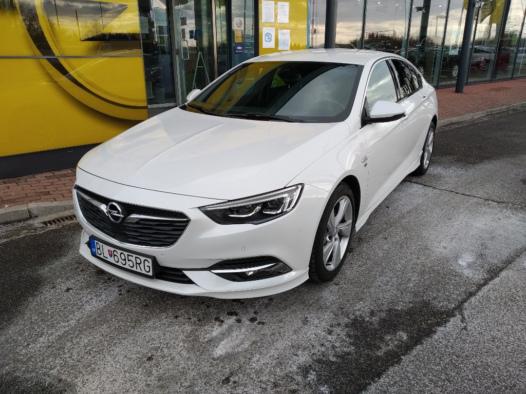 Opel Insignia GS Innovation 2,0T260k AT8 AWD