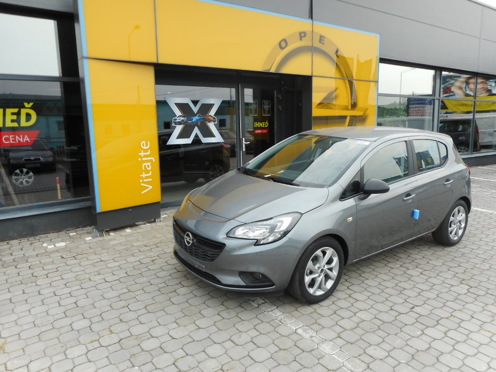 Opel Corsa Smile 5dv 1.4 AT6 - TN93WEZZ