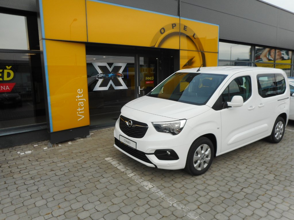Opel Combo Enjoy L1H1 1.2 MT6 - TN33VV8Z