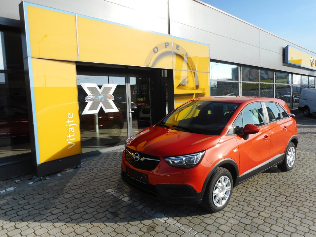 Opel Crossland X Smile 1.2 MT5 - TN92WMX1