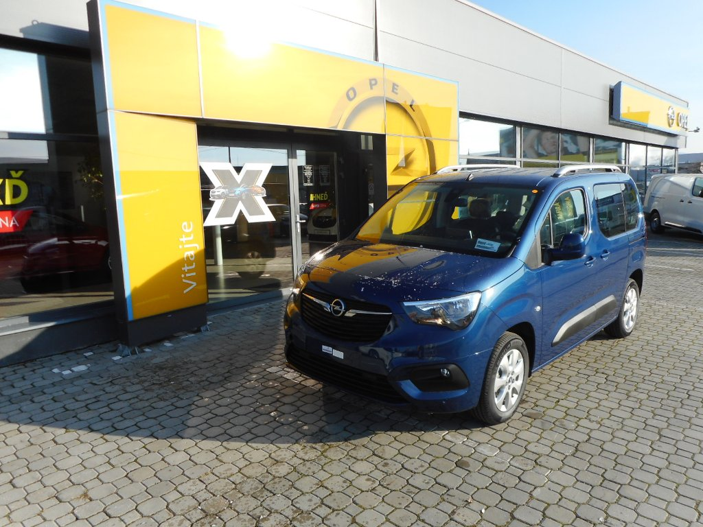Opel Combo Life Enjoy 1.2 - TN31WMH6