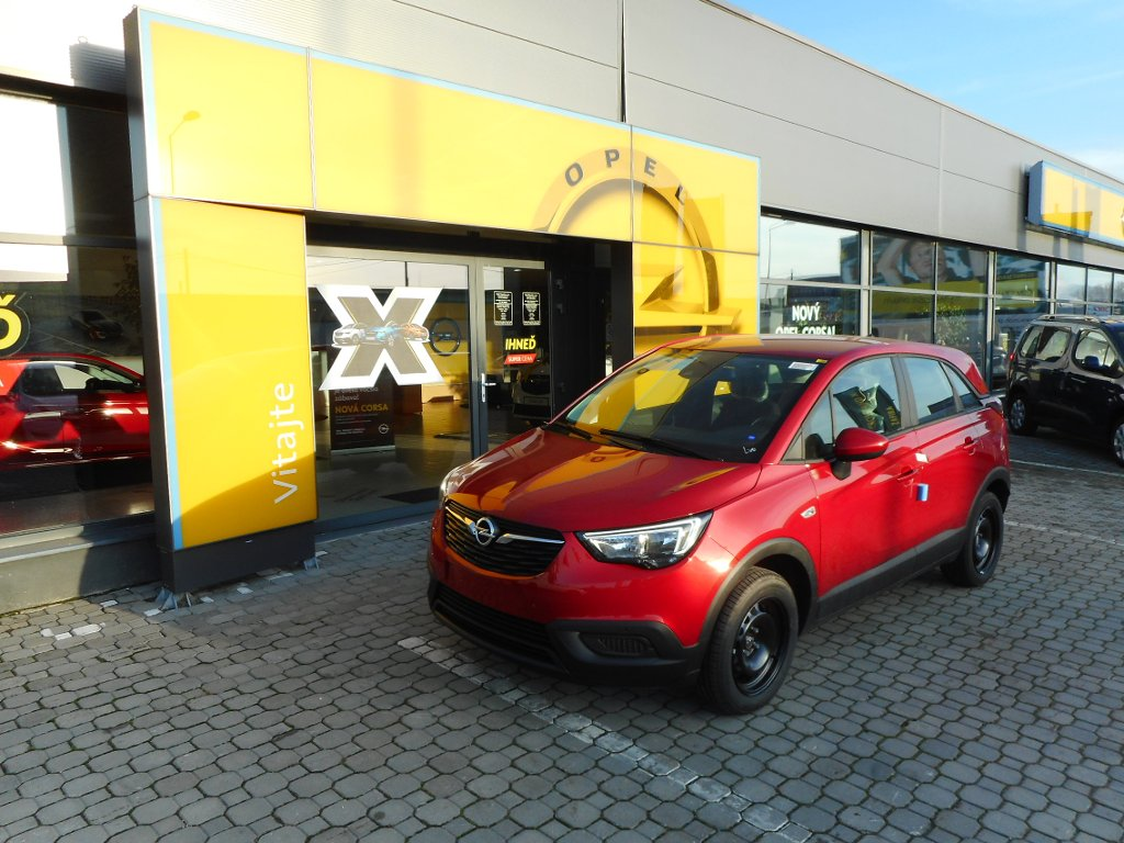 Opel Crossland X Smile 1.2 MT5 - TN25WP25