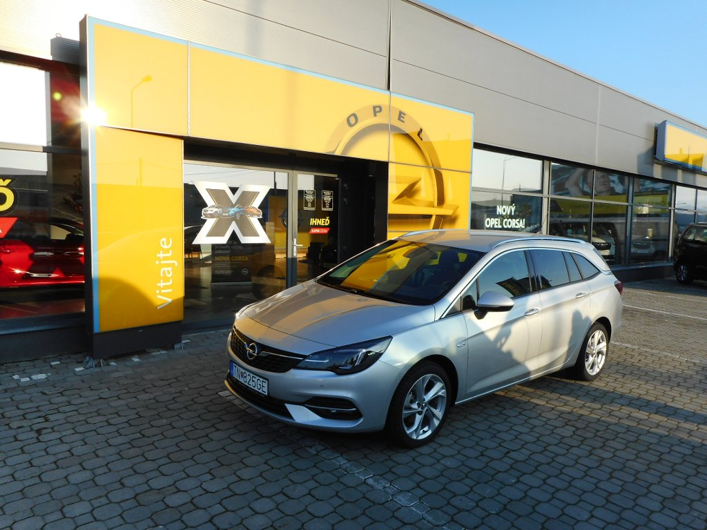 Opel Astra ST Elegance 1.4 AT - TN26WMLZ