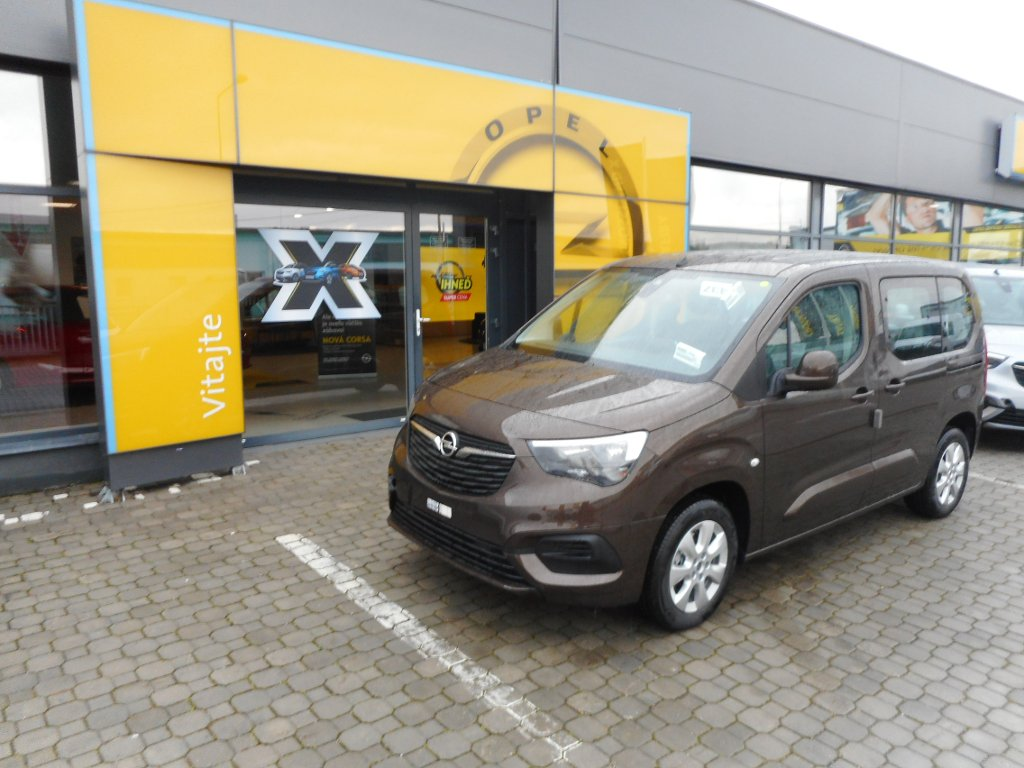 Opel Combo Life Enjoy 1.2 MT6 - TN35WMK2