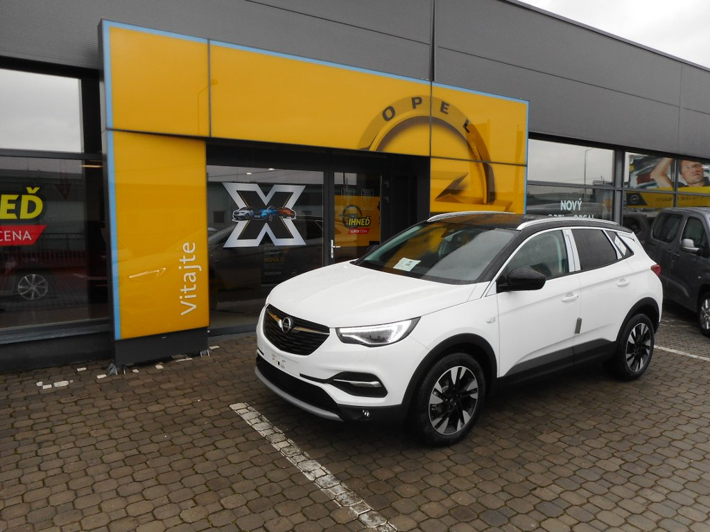 Opel Grandland X Ultimate 1.2 AT8 - TN01WMAV