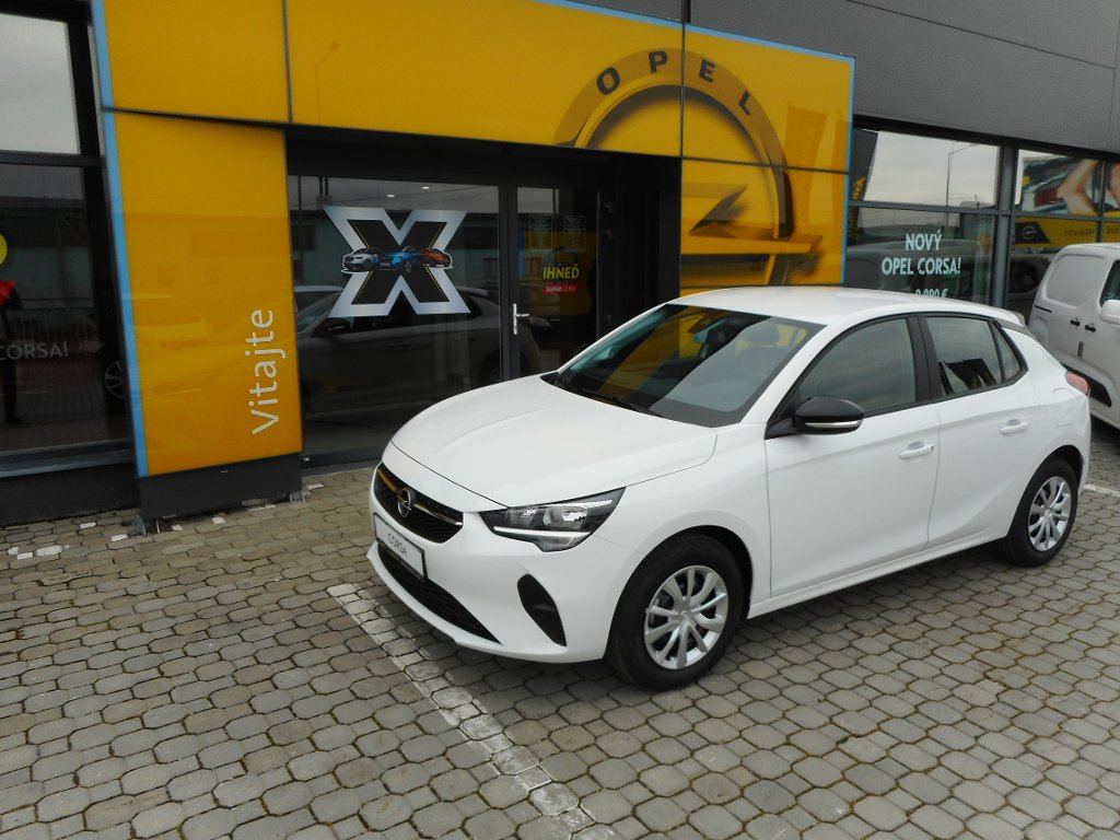 Opel Corsa Edition 1.2T AT8 - TN44WY7G