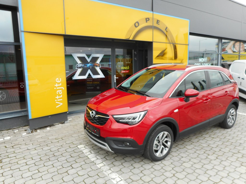 Opel Crossland X Innovation 1.2 MT6 - TN80WR4S