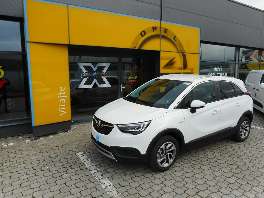 Opel Crossland X Enjoy 1.2 AT6 - TN86WRT4