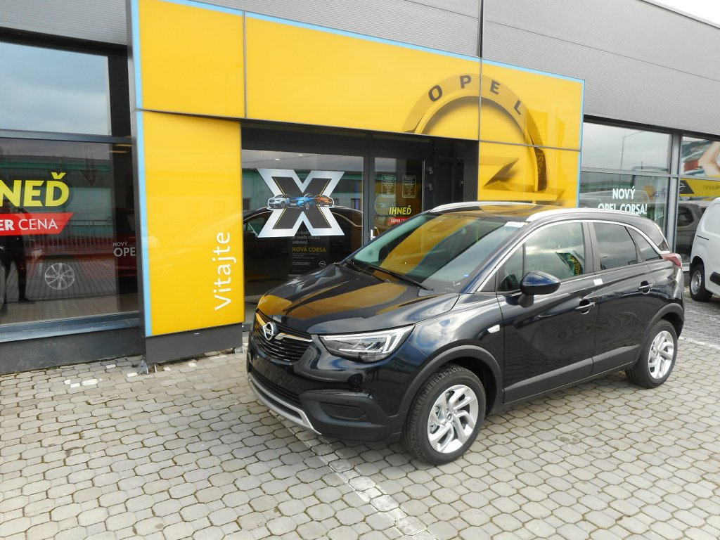 Opel Crossland X Innovation 1.2 MT6 - TN80WRRK