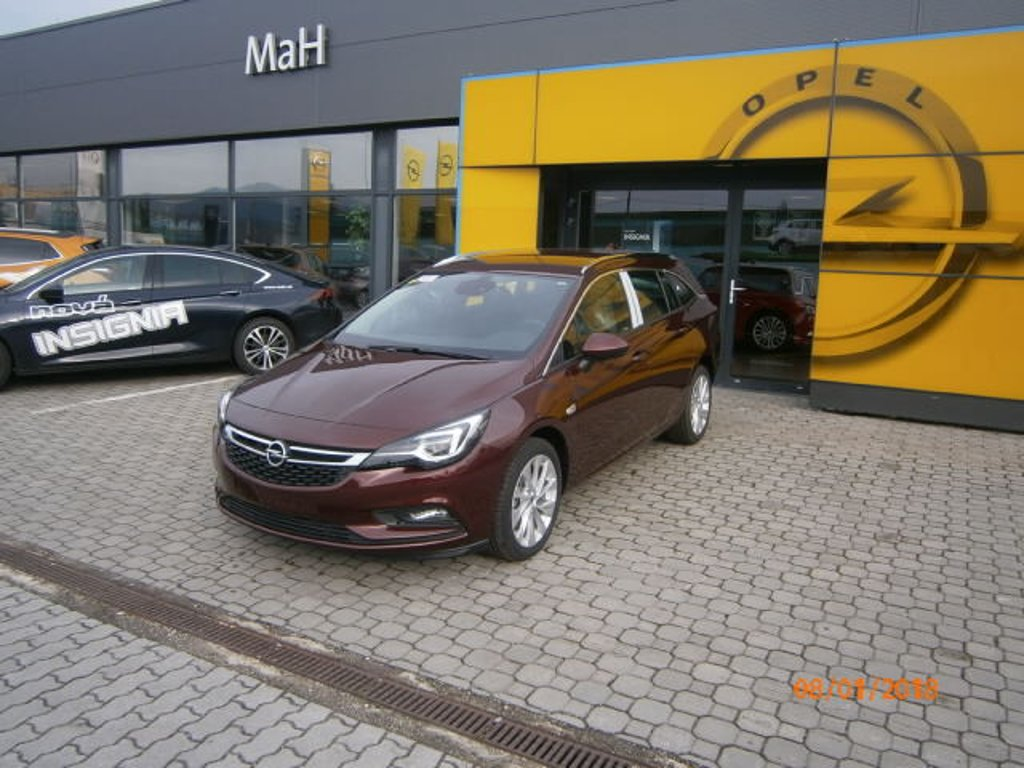 Opel Astra ST Innovation 1.6 DTH AT6