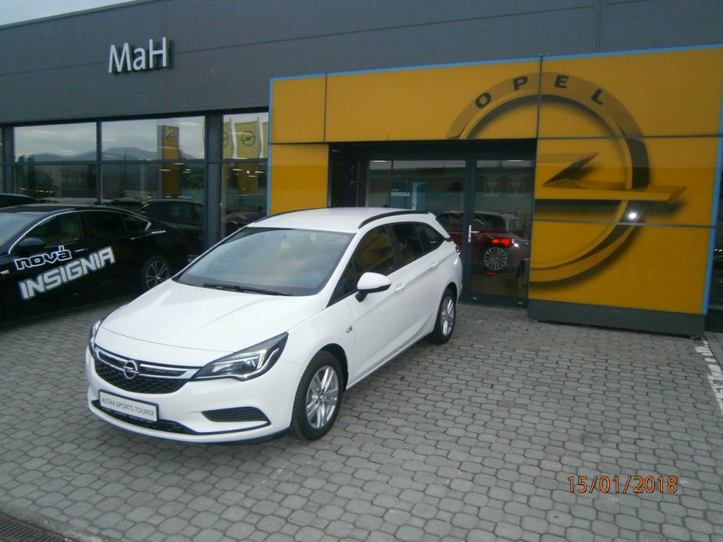 Opel Astra ST Enjoy 1,6 DTE -TN 54VF8P