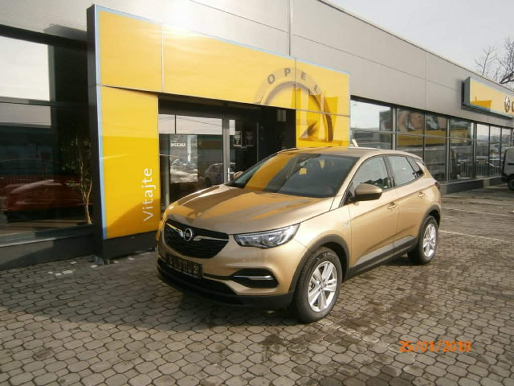 Opel Grandland X Enjoy 1.2 T MT6 - TN 48VH55