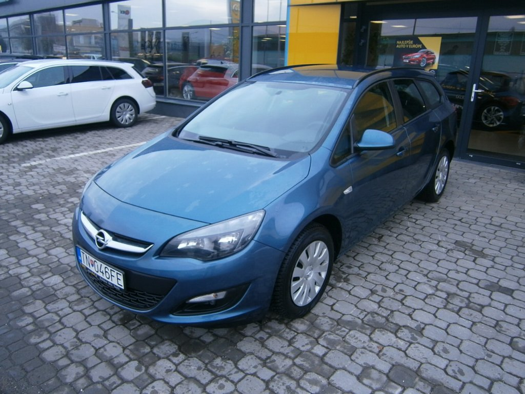 Opel Astra ST J Enjoy 1.6 CDT - TN 82SZCD