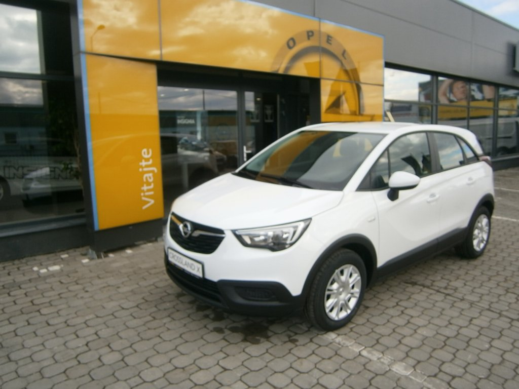 Opel Crossland X Smile 1.2 MT5 - TN39WAWV