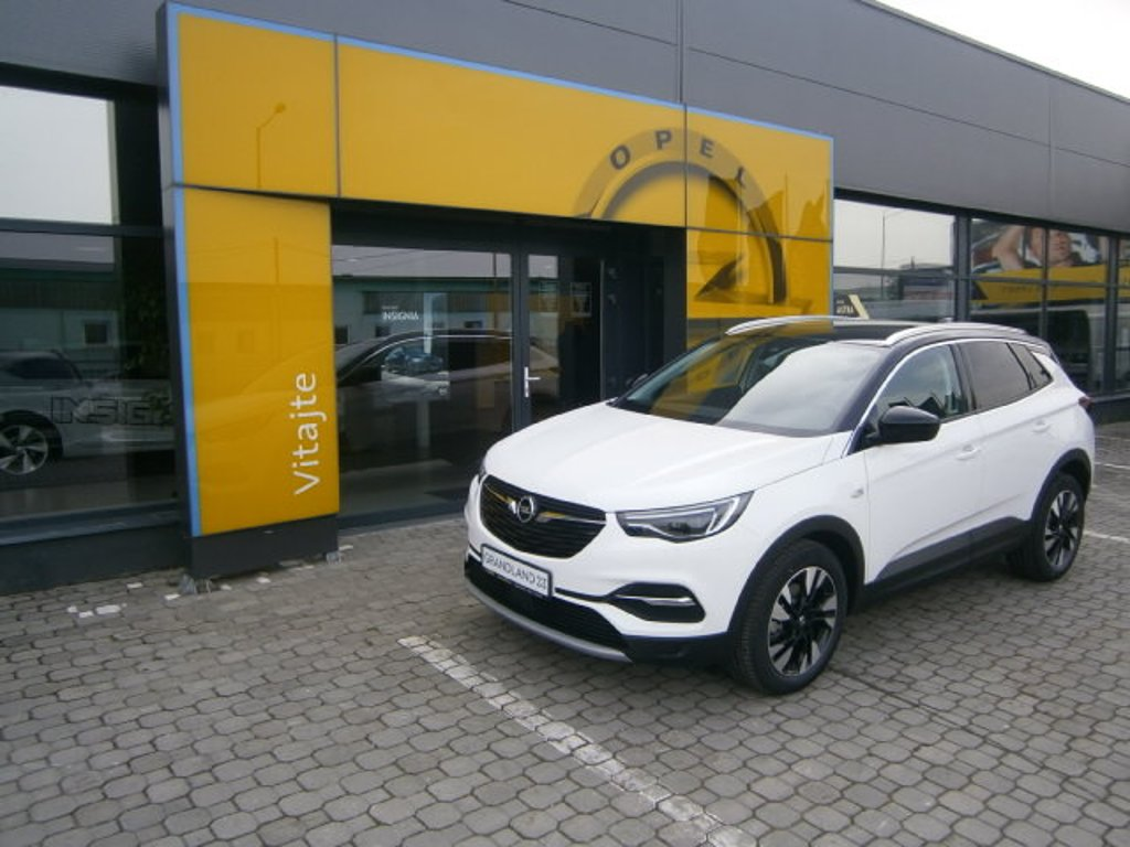 Opel Grandland X Innovation 1.2 AT6 - TN76VGQN