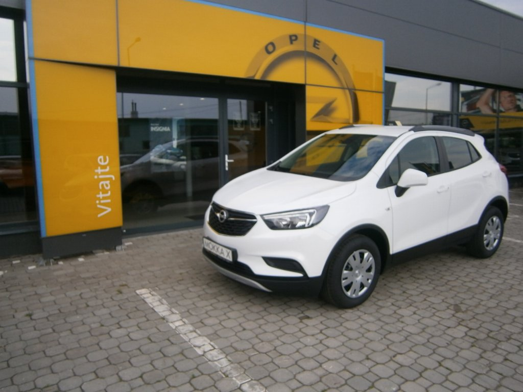 Opel Mokka Selection 1.6 16V  - TN46VMLN