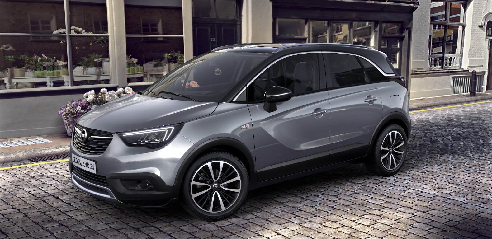 Opel Crossland X Innovation 1.2 MT5 - TN03VHNV